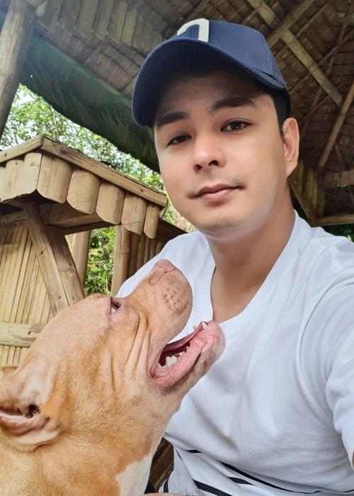 Filipino actor, director, and producer Coco Martin