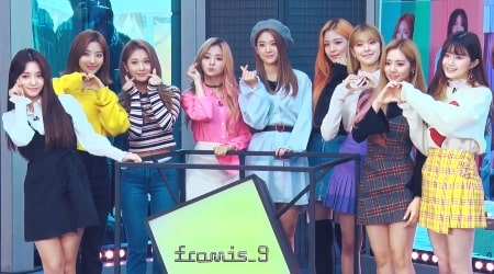 Fromis_9 Members, Tour, Information, Facts