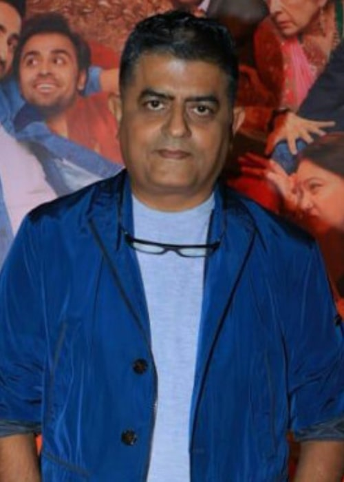 Gajraj Rao as seen at the trailer success party of 'Shubh Mangal Zyada Saavdhan' in February 2020