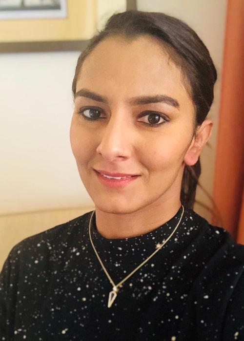 Geeta Phogat as seen in an Instagram Post in March 2019