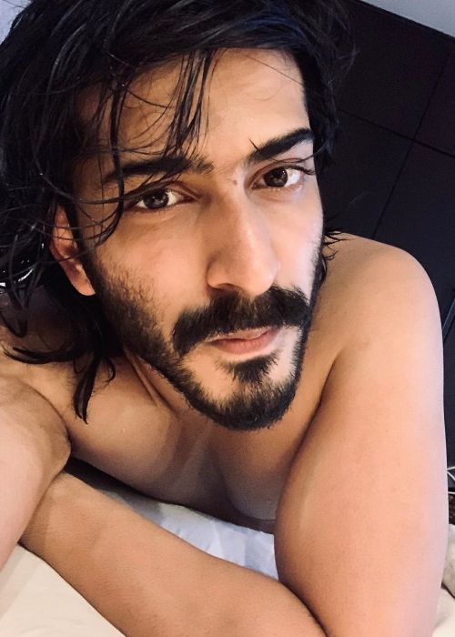Indian actor Harshvardhan Kapoor