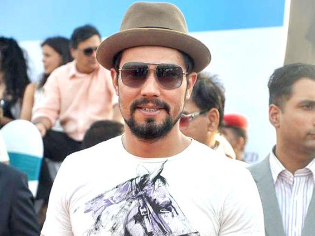 Indian actor Randeep Hooda