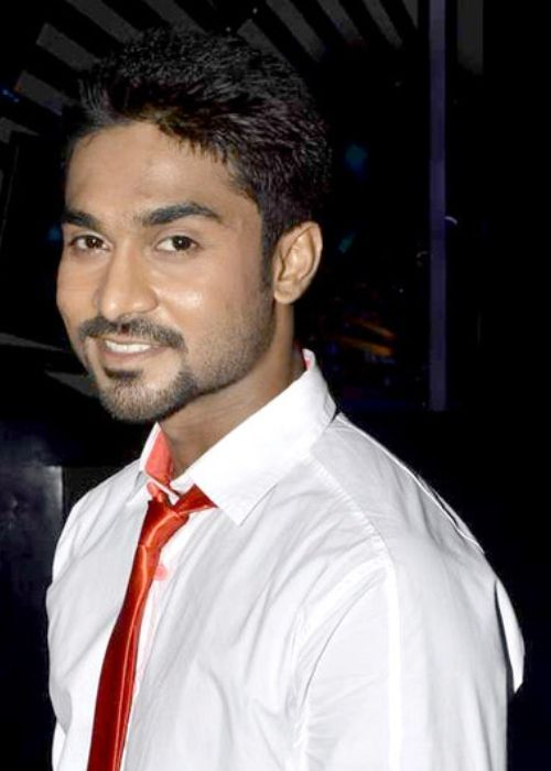 Indian dancer Salman Yusuff Khan