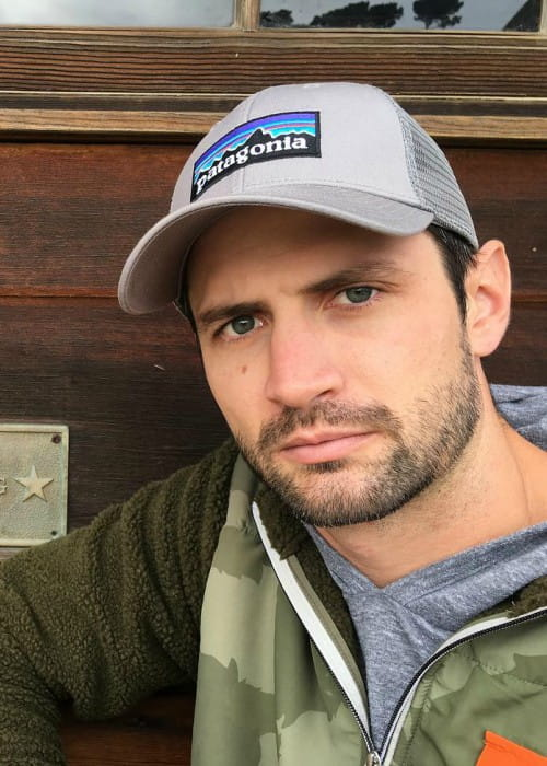 James Lafferty in an Instagram selfie as seen in November 2017