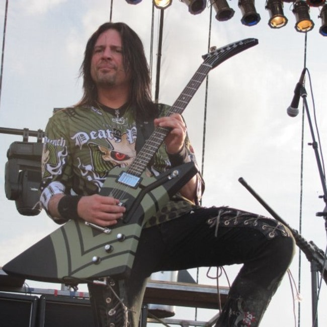 Jason Hook as seen in May 2010