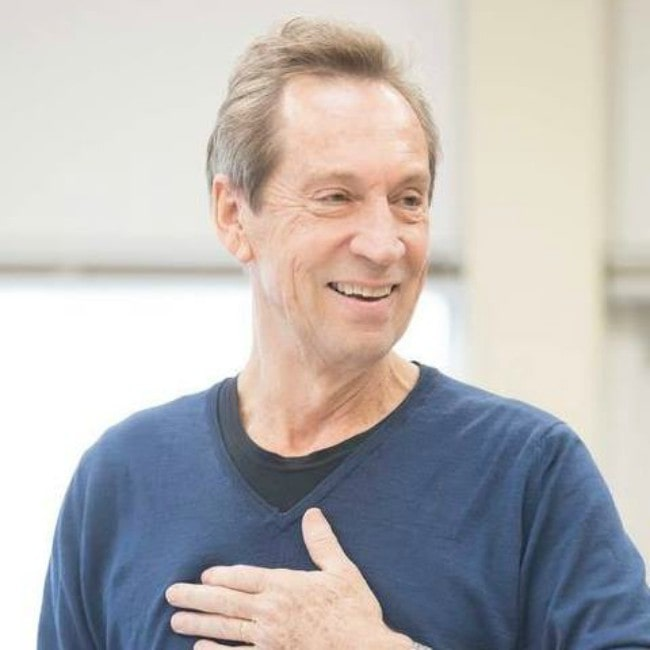 Jonathan Hyde as seen in October 2018