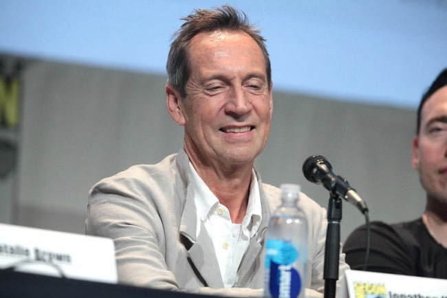 Jonathan Hyde at the San Diego Comic Con International in 2015