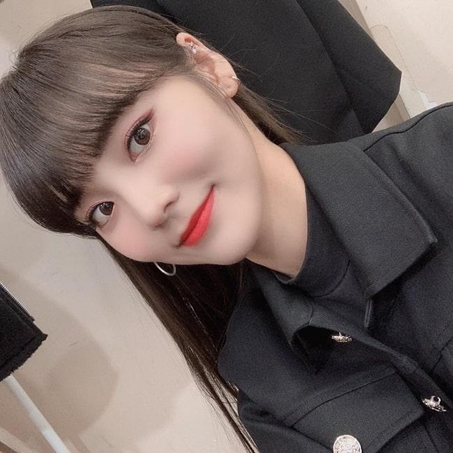 Jung Jin-soul as seen in March 2020