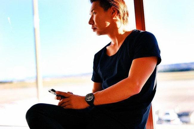 Kamui Kobayashi in an Instagram post in March 2016