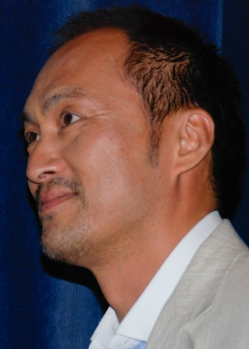 Ken Watanabe as seen at the New York premiere of 'Memories of Tomorrow' in May 2007