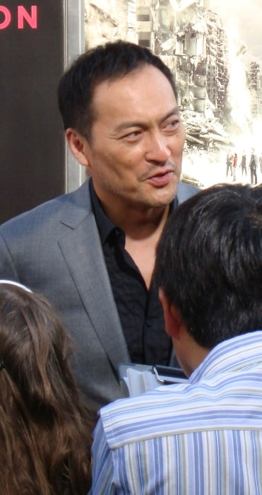 Ken Watanabe as seen at the premiere of 'Inception' in July 2010