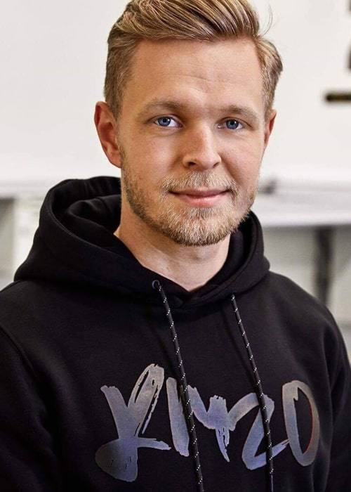 Kevin Magnussen as seen in an Instagram Post in March 2019