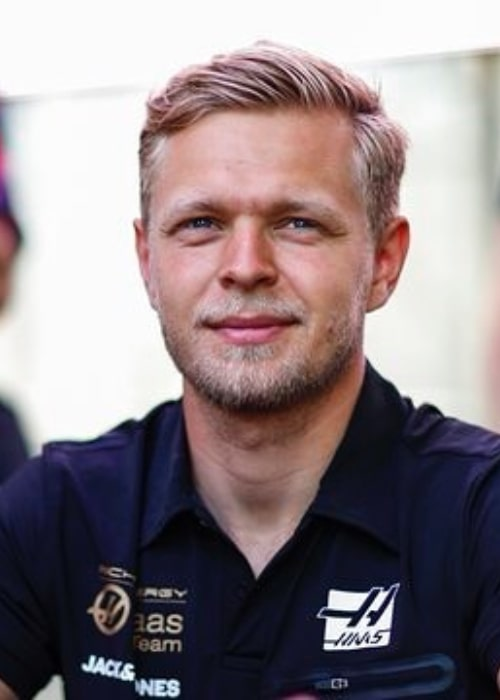 Kevin Magnussen as seen in an Instagram Post in May 2019