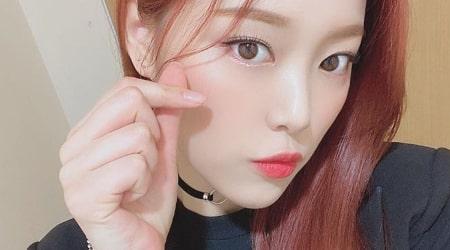 HyunJin (Loona) Height, Weight, Age, Body Statistics