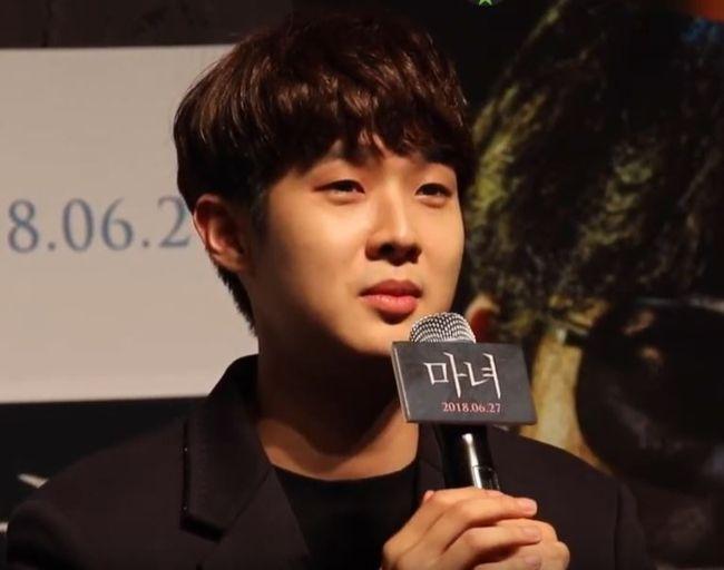 Korean-Canadian actor Choi Woo-shik