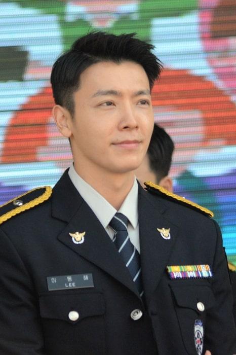 Lee Donghae as seen at U-Clean Concert in May 2016