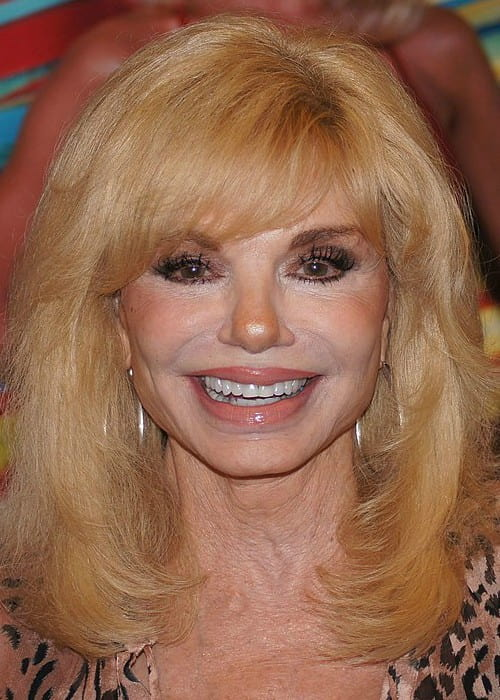 Loni Anderson as seen in May 2010