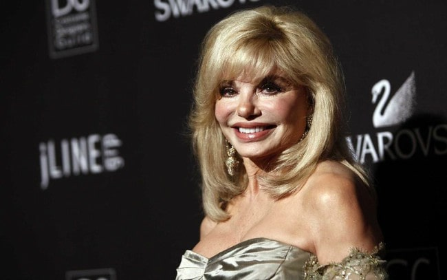 Loni Anderson as seen in October 2015