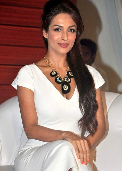 Malaika Arora at the launch of the Taiwan Excellence campaign in June 2012