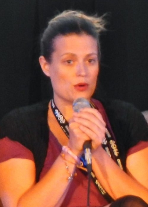 Marianna Palka as seen in a picture while at the Sundance Film Church on January 26, 2014