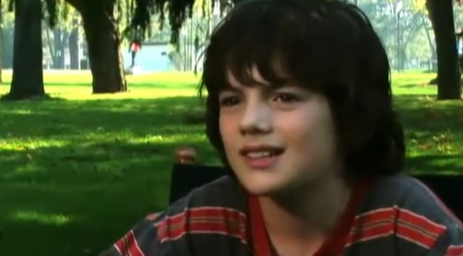 Matthew Knight during an interview in 2006