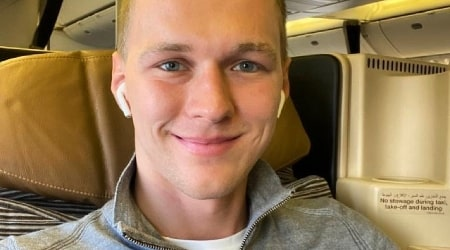 Maximilian Günther Height, Weight, Age, Body Statistics