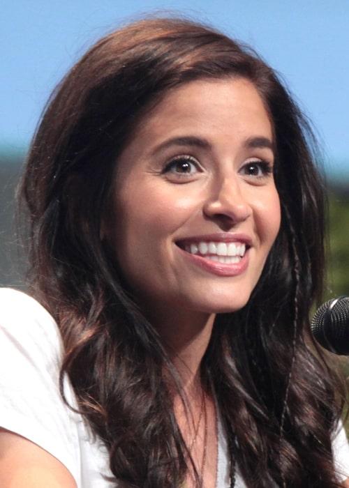 Mercedes Mason as seen at the 2015 San Diego Comic Con International in San Diego, California