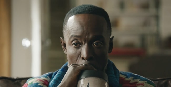 Michael K. Williams as seen in a still from one of his projects