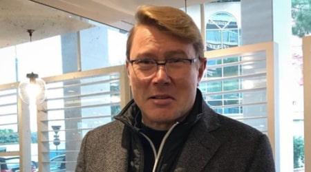 Mika Häkkinen Height, Weight, Age, Body Statistics