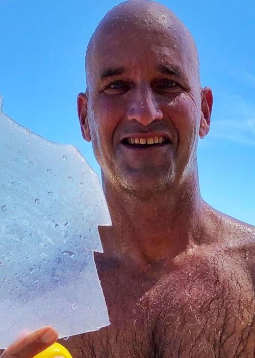 Mike Stewart as seen in an Instagram Post in July 2019
