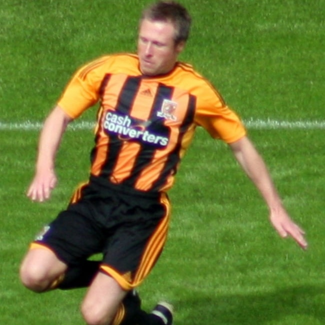 Nick Barmby as seen in a match in July 2011