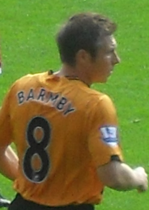 Nick Barmby caught playing in August 2009