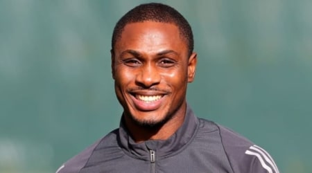 Odion Ighalo Height, Weight, Age, Body Statistics