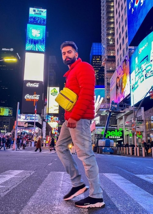 Parmish Verma as seen in February 2020