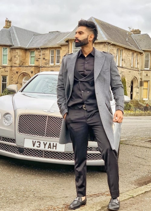 Parmish Verma as seen in January 2020