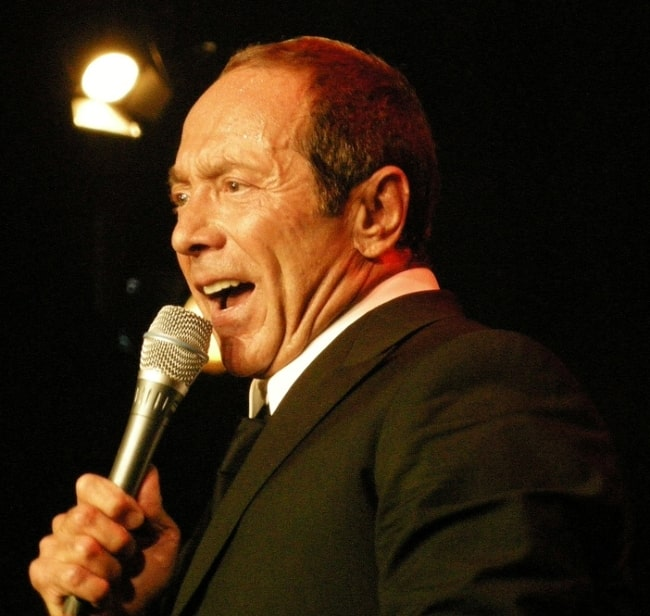 Paul Anka as seen while speaking at the 2007 North Sea Jazz Festival
