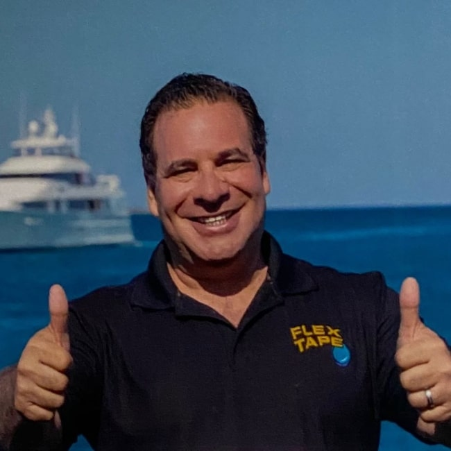 Phil Swift as seen in a picture taken in February 2020