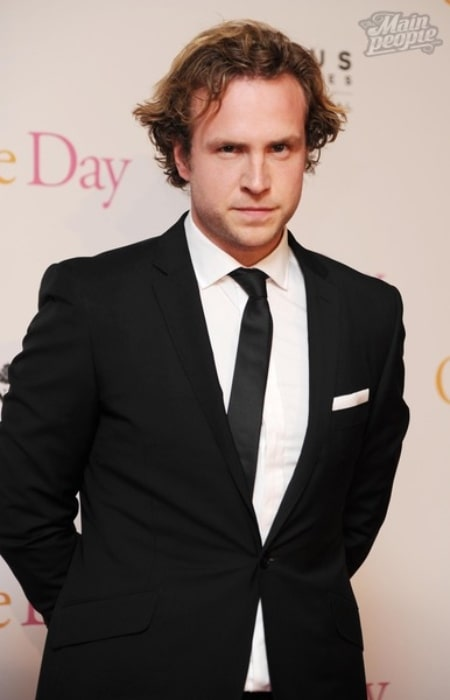Rafe Spall as seen in September 2011