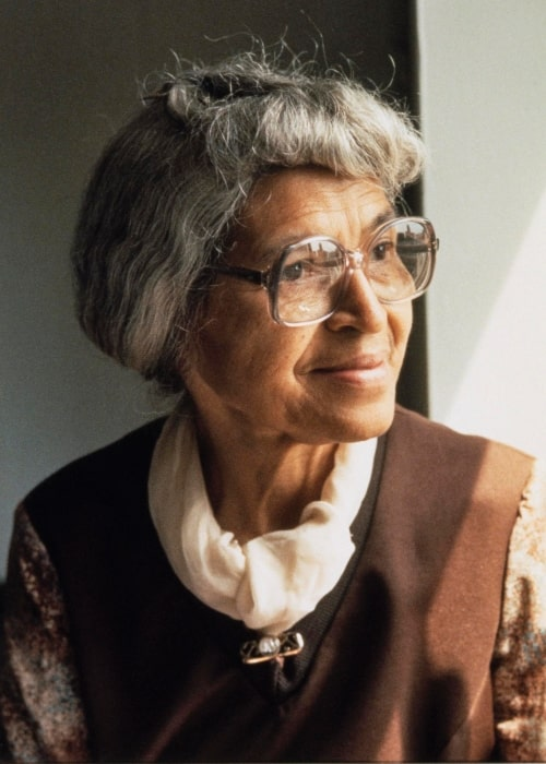 Rosa Parks circa 1978