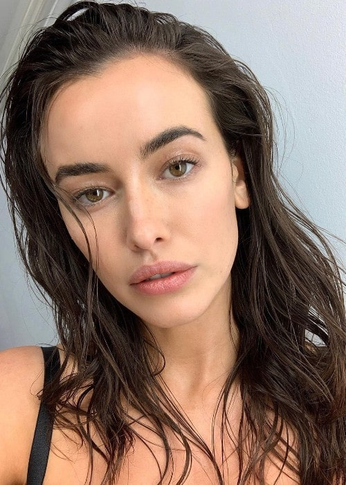 Sarah Stephens as seen in January 2020