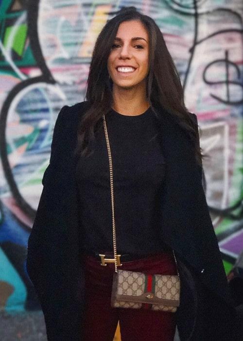 Sharon Fichman as seen in October 2019