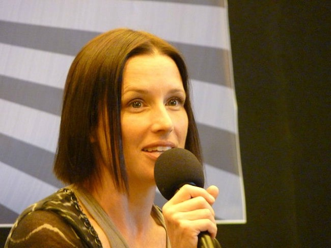 Shawnee Smith as seen in July 2011