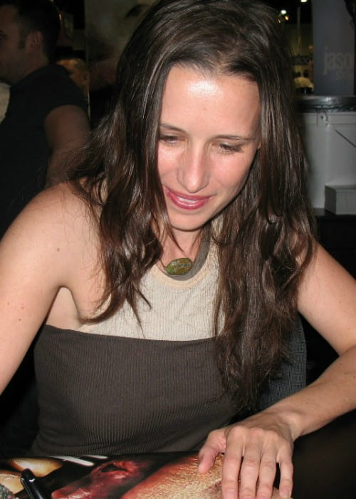 Shawnee Smith at Comic-Con 2006 in San Diego