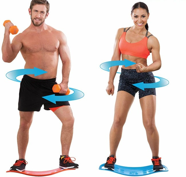 Simply Fit Board Use