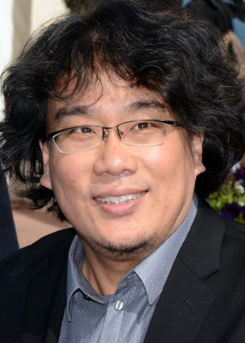 South Korean director Bong Joon-ho