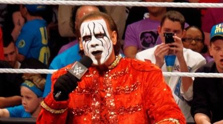 Sting (Wrestler) Height, Weight, Age, Body Statistics