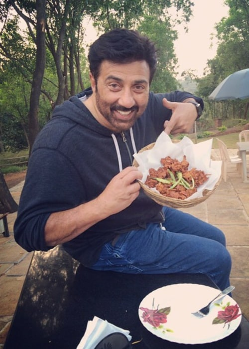 Sunny Deol as seen in an Instagram Post in November 2016