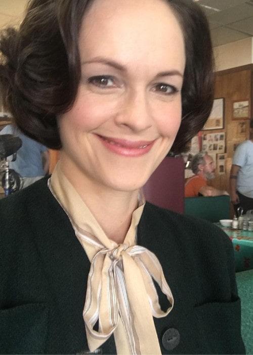 Susan May Pratt as seen in June 2017