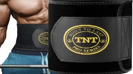 TNT Pro Series Waist Trimmer Review