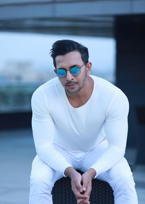 Terence Lewis as seen in an Instagram Post in April 2019